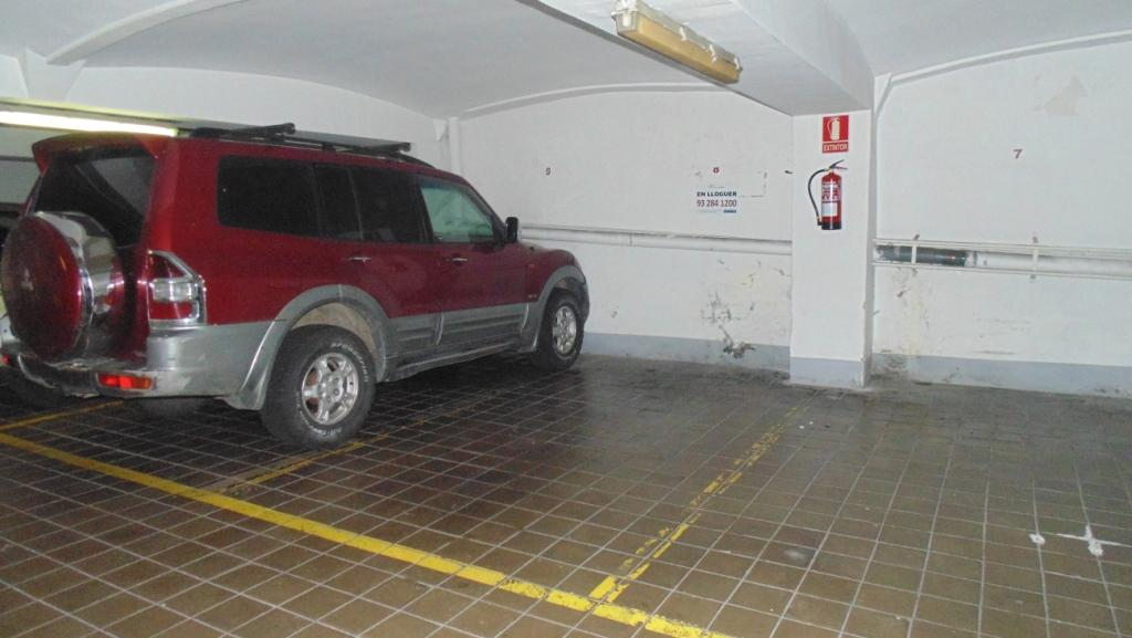 Parking en Barcelona-Sagrada Familia