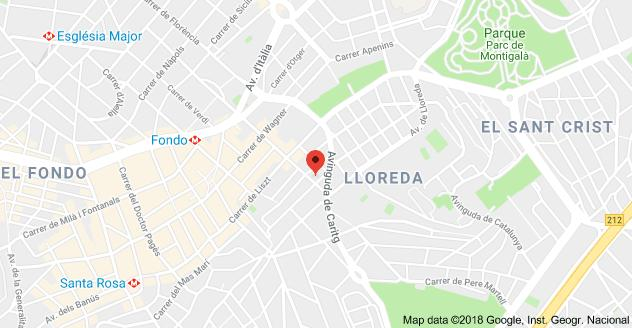 Oficina en Barcelona-El Congrés
