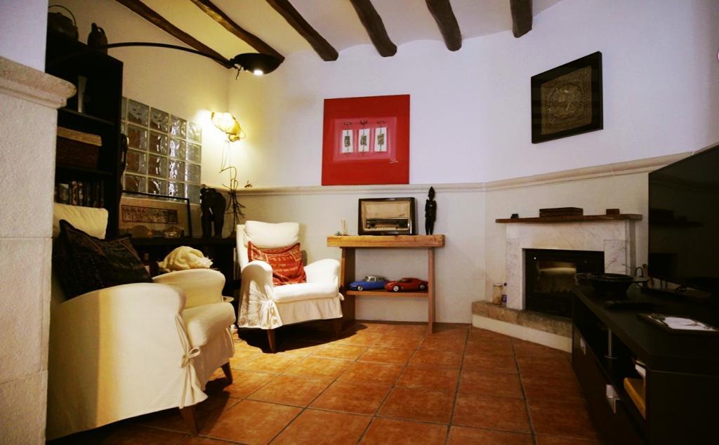 Foto 1 (V-666/2019) - Casa de pueblo en Venda a Sant Cugat Sesgarrigues