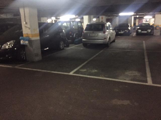 Parking en Barcelona-Sagrada Familia